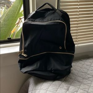 Lululemon City Adventurer Backpack 17L Black